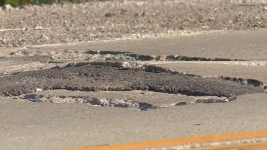 Pothole Patrols Patching Des Moines Roads After Long Winter