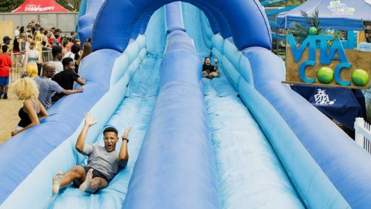 When Awful Explosive Diarrhea and a TV Show Called 'Ultimate Slip 'N Slide' Collide