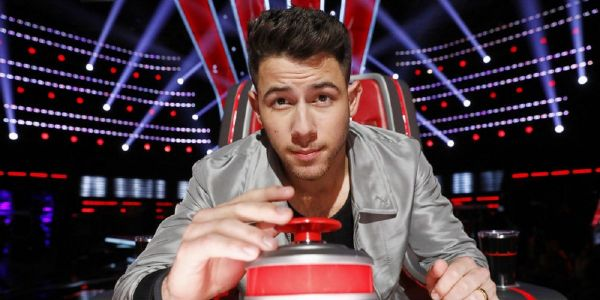 The Voice's Nick Jonas Just Got Off To A Great Start In Season 18