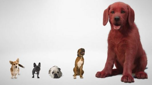 Clifford The Big Red Dog First Look Teases 2021 Release