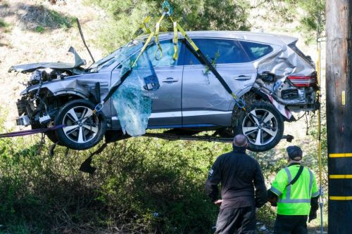 Tiger Woods Speaks Out After Cause of His Car Crash Revealed