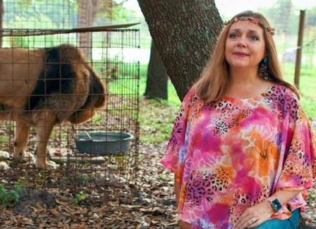 Tiger King Star Carole Baskin Has Gained Control Of Joe Exotic's Zoo