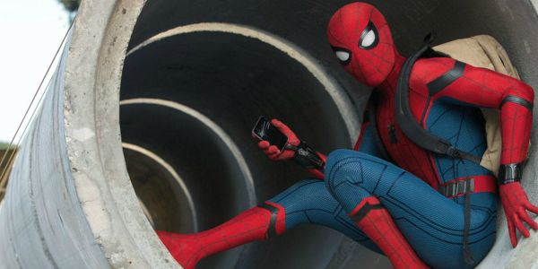 See The First Look At Spider-Man's Stealth Costume From Far From Home