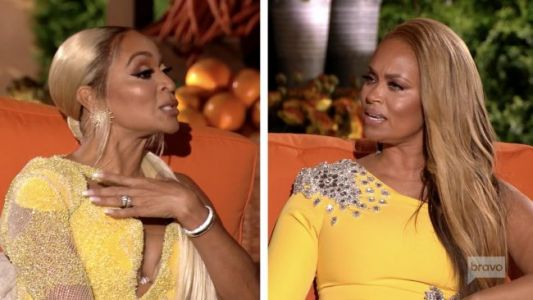 Real Housewives Of Potomac Star Karen Huger Wonders If Gizelle Bryant Is Bloated From Alcohol Inflammation; Hasn't Spoken To Gizelle Since Reunion