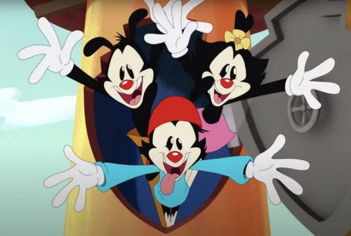 Hulu Renews Animaniacs for Third Season, Greenlights Mike Tyson Biopic
