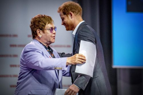 Elton John Applauds Harry and Meghan For Taking a Stand Against the British Press
