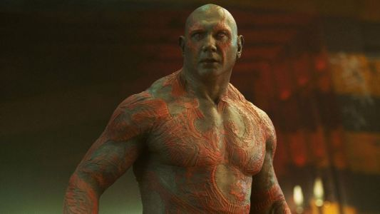 Dave Bautista Done Playing Drax After Guardians of the Galaxy Vol. 3
