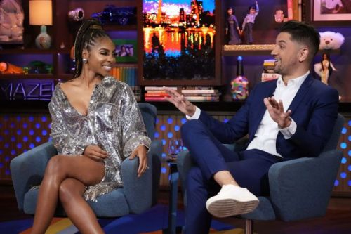 RHOP: Candiace Dillard Doesn't Buy That Gizelle Bryant Broke Up With Jamal Because Of The Pandemic-'Girl, Bye!'