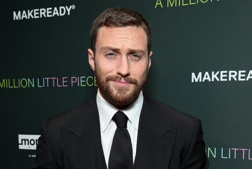 Brad Pitt's Bullet Train Adds Aaron Taylor-Johnson