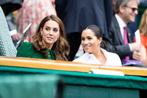 Despite palace fears, Meghan Markle has only 'kind words' for Kate Middleton in Oprah interview