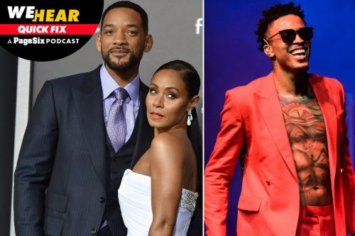 What is going on between Jada Pinkett Smith and August Alsina?