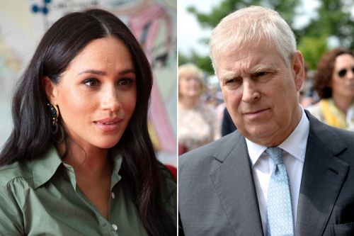Meghan Markle was 'horrified' by Prince Andrew's BBC interview