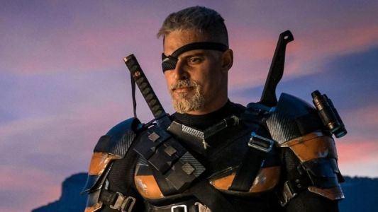 Zack Snyder's Justice League: Joe Manganiello Reprising Deathstroke for Reshoots