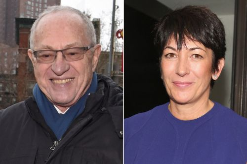Alan Dershowitz says Ghislaine Maxwell should be 'presumed innocent'