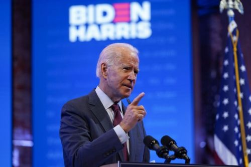 Poll: Joe Biden Leads Among Men and Women in Iowa