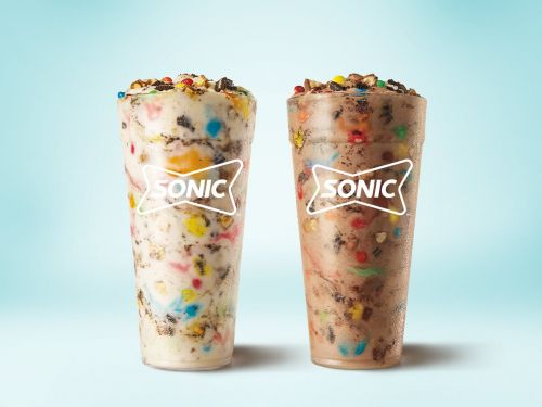 Trick-or-Treat! Sonic's New Halloween Blast Is Packed With Oreos, M&M's, and Snickers