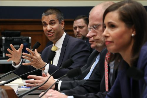 As Donald Trump Blasts Twitter And Facebook, FCC Chairman Says He Will Move Forward With Plans To 'Clarify' Section 230
