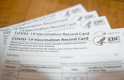 What You Should Do If You Accidentally Lose Your COVID Vaccine Card