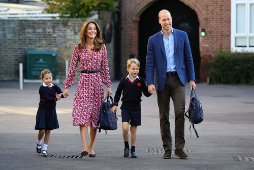 Their School Is Reopening, but Homeschooling May Continue For George and Charlotte