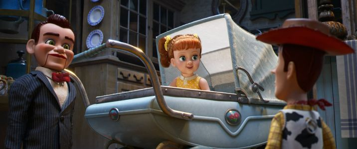 Toy Story 4: This Mad Men Actress Lent Her Voice to Gabby Gabby