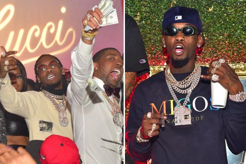 Is Offset's partying to blame for his breakup with Cardi B?