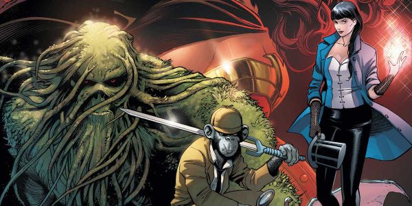 Justice League Dark Is Back On Track, But In A Different Way