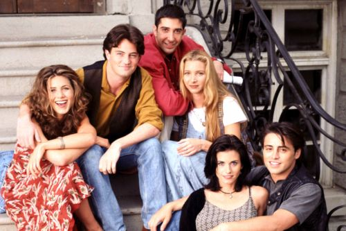David Schwimmer says 'Friends' reunion is finally ready to film