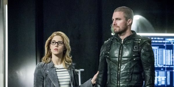Arrow Executive Producer Addresses Major Season 8 Rumor: 'Just Patently Untrue'