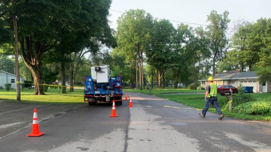 Thousands without power after storms roll through W. MI