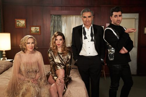 Raise a Glass of Fruit Wine, 'Cause Schitt's Creek Just Nabbed 15 Emmy Nominations