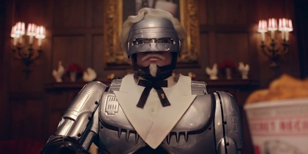 Neill Blomkamp Had A Cryptic Response To The Colonel Sanders RoboCop