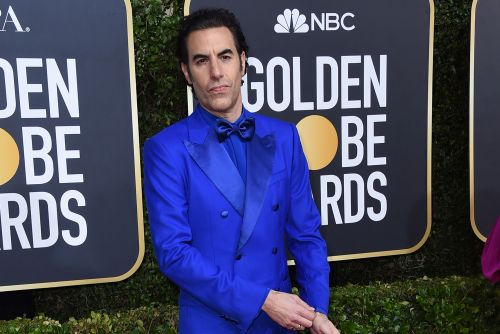 Sacha Baron Cohen Crashes Right Wing Event, Leads Absurd Sing-Along