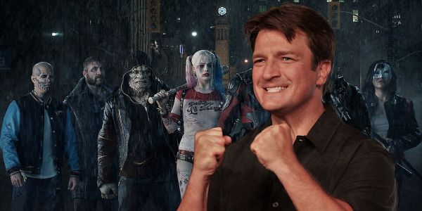Nathan Fillion Boarding James Gunn's 'The Suicide Squad'