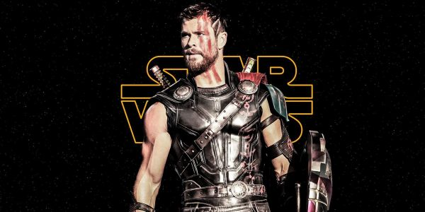 Chris Hemsworth Would Love to Be in a Star Wars Movie