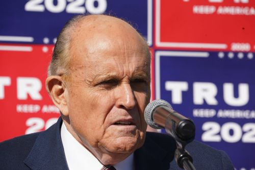 Trump Reportedly Wants to Stiff Rudy Giuliani on Legal Fees After Failed Attempt to Overturn Election