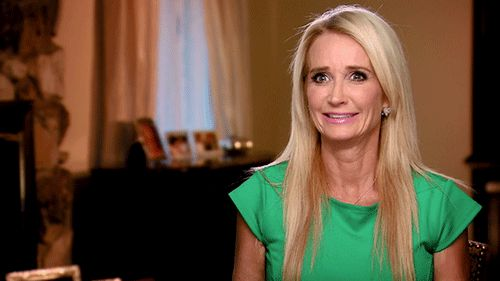 Kim Richards' Tell-All Book Appears To Have Release Date After Being Cut By Publisher
