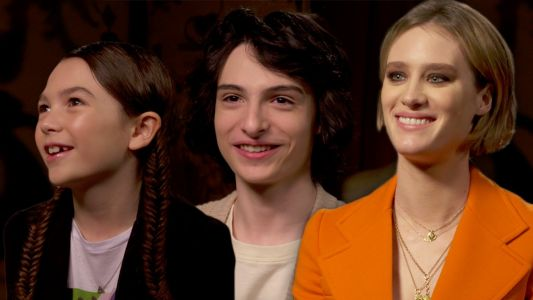 The Turning Cast Interviews With Finn Wolfhard And More