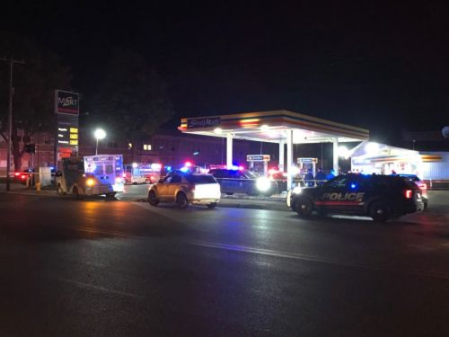Gas station shooting leads to homicide investigation
