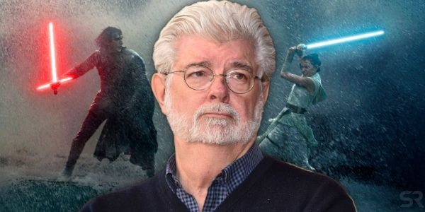 George Lucas Reacts to Star Wars 9 Trailer in Scathing Deepfake Video