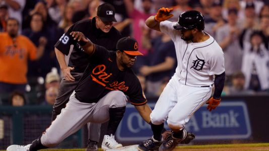 Harvey, Severino power Orioles to win over Tigers