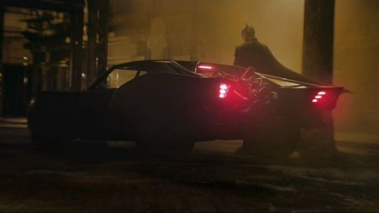 Paul Dano Talks The Batman, Plus Batmobile Concept Art!