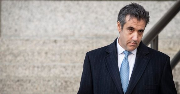 IRS Analyst Charged with Leaking Financial Data on Michael Cohen's Shell Corporation to Michael Avenatti