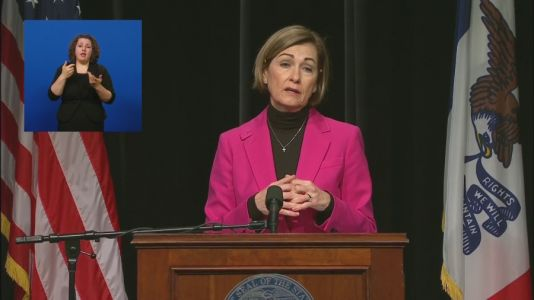 New Vaccination Priorities Released by Gov. Reynolds, Iowans 65 and Older to Become Eligible