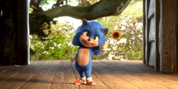 Baby Sonic the Hedgehog Revealed In New Movie TV Spot