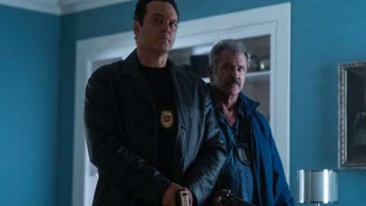 Two Crooked Cops Get Their Due in the Dragged Across Concrete Trailer