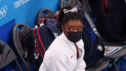 Olympic Fans Rally Around Simone Biles After She Pulls Out of Team Gymnastics Final: 'Takes a Lot of Guts'