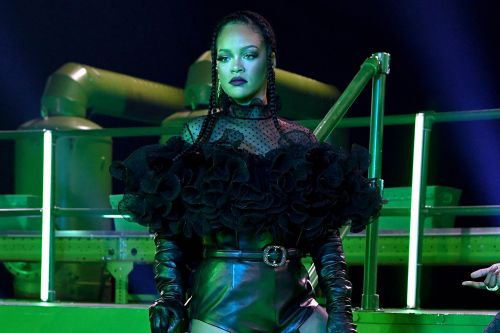 Rihanna apologizes for using song with sacred Islamic verses at fashion show