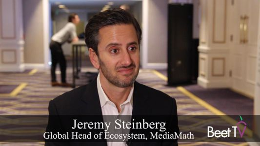 Re-Think Ad Supply From The Source: MediaMath's Steinberg