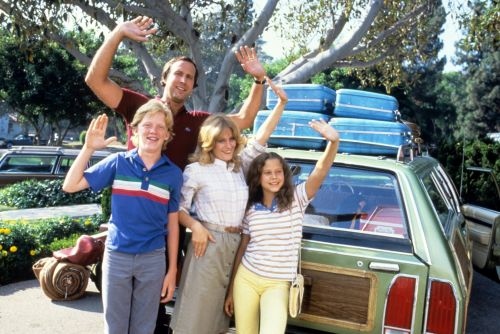 Hide Your Suitcases: HBO Max Is Developing a National Lampoon's Vacation Spinoff Series