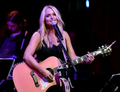 "Surprise! Miranda Lambert Reveals She Married the ""Love of Her Life"" Brendan Mcloughlin"